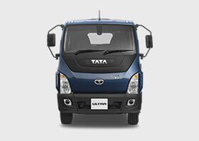 Tata Ultra Truck Blue Colour Small