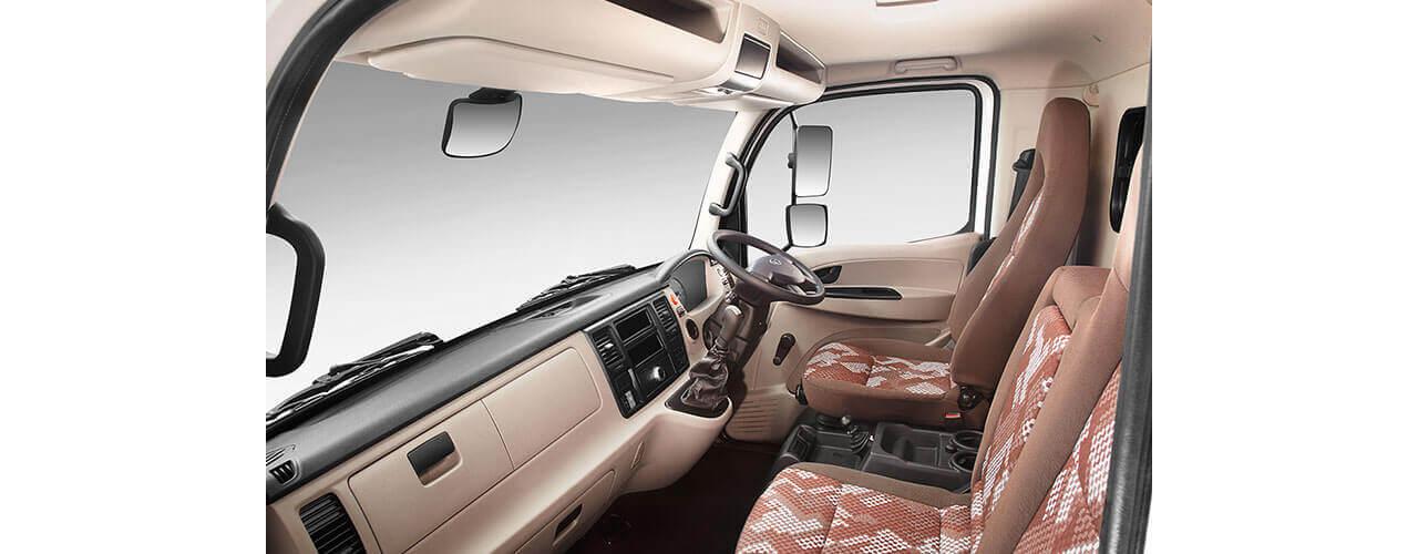 Tata Ultra Truck Co Driver Seat
