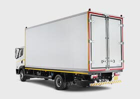 Tata Ultra Truck Container Small