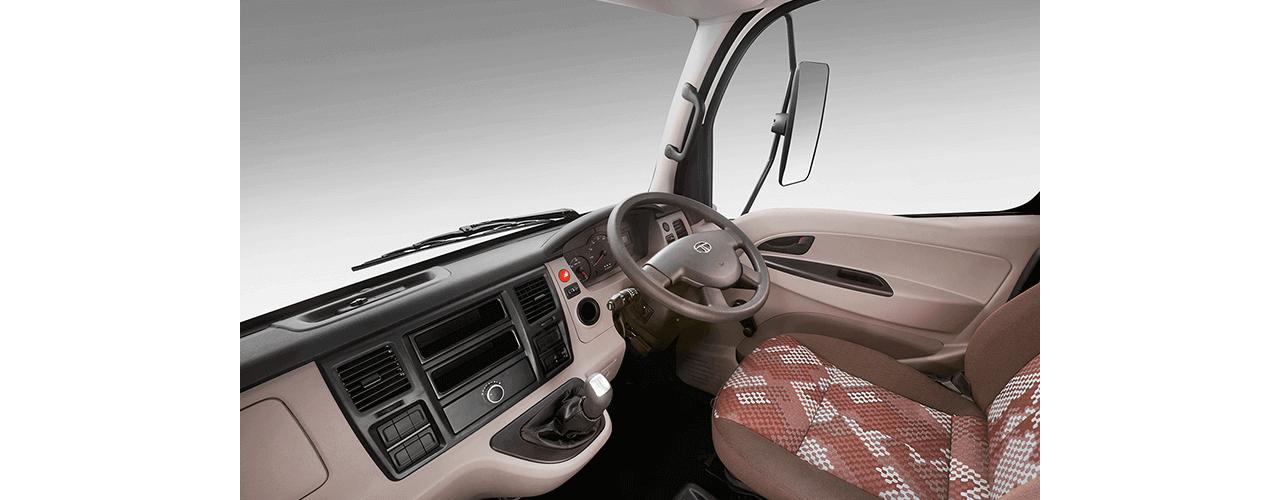 Tata Ultra truck Driver Seat