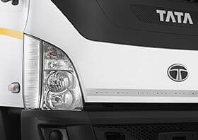 Tata Ultra Truck Front Lights Small