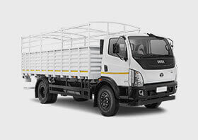 Tata Ultra Truck RH Side Small White