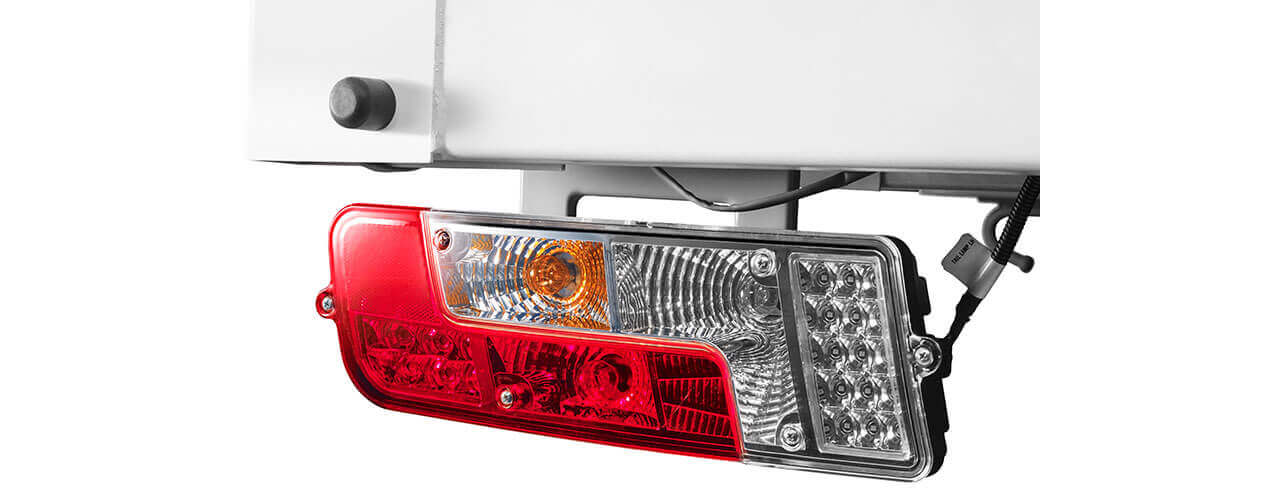 Tata Ultra Truck Tail Lights